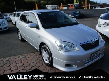 2003 Toyota Corolla RUNX
