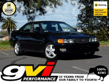 1997 Toyota Chaser Tourer V * Turbo / 5 Speed * No