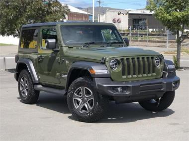 2021 Jeep Wrangler Sport 3.6lt Petrol