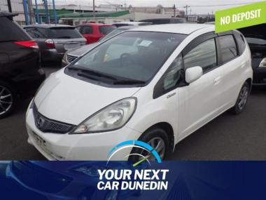 2011 Honda Fit Hybrid No Deposit Finance