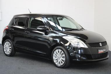 2010 Suzuki Swift XS