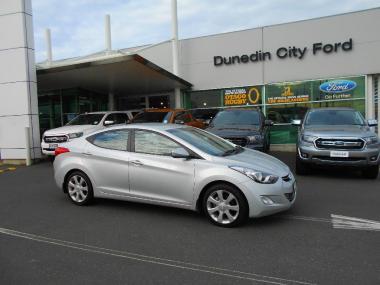 2011 Hyundai Elantra 1.8 ELITE
