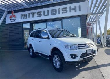 2014 Mitsubishi Challenger Exctd 2.5D4wd5a/Sw7s