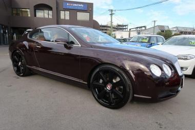 2007 BENTLEY CONTINENTAL GT GT