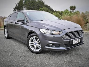 2016 FORD MONDEO Ambiente 2.0p Ecoboost Hatch - NZ