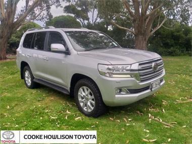 2017 Toyota Land Cruiser 200 VX