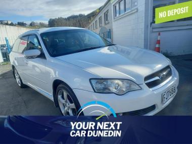 2003 Subaru Legacy AWD 3.0L No Deposit Finance