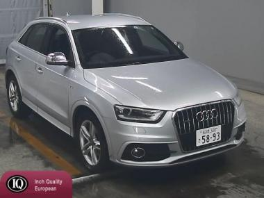 2013 Audi Q3 2.0TFSI Quattro S Line