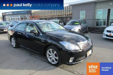 2011 TOYOTA CROWN L-PACKAGE