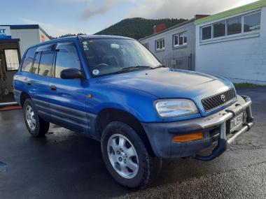 1995 Toyota Rav4 4WD No Deposit Finance