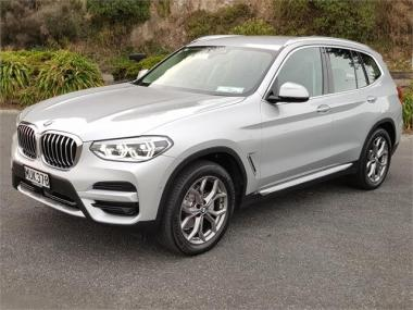 2019 BMW X3 xDrive20d xLine + Innovations