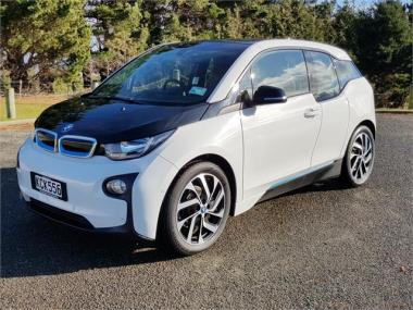 2016 BMW i3 Rex, NZ New