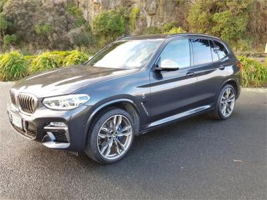 2019 BMW X3 M40d M Performance