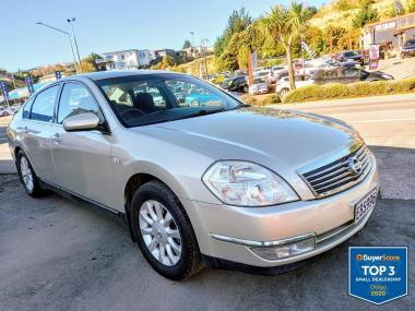 2007 Nissan Maxima NZ New with Tow Bar