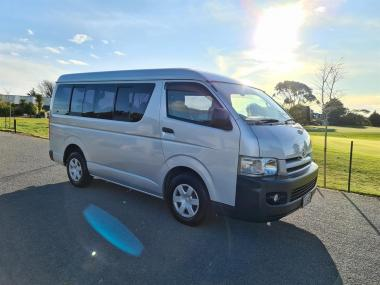 2006 Toyota Hiace Widebody