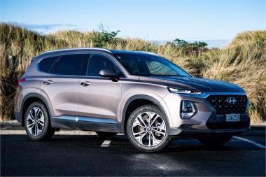 2018 Hyundai Santa Fe TM 2.2D Elite 7S