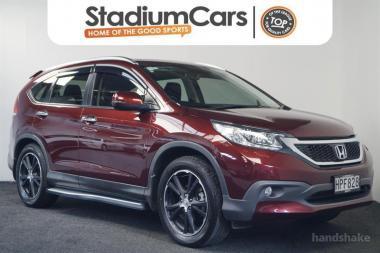 2014 Honda CRV Sport Limited 4WD