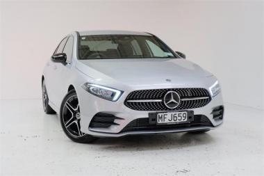 2019 MercedesBenz A 200 Sedan