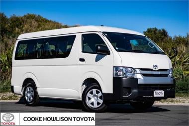 2020 Toyota Hiace 2.7 Petrol DX 10 SEATER