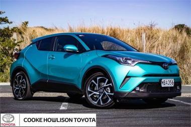 2019 Toyota C-HR 1.2PT CVT AWD