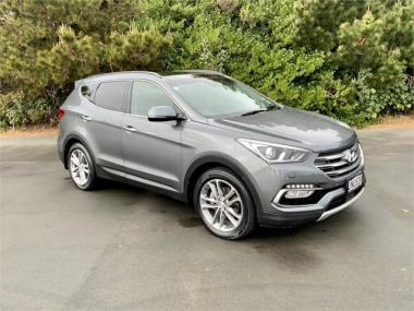 2016 Hyundai Santa Fe DM Elite 7S LTD PE
