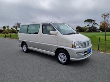 2000 Toyota Hiace REGIUS VL PACKAGE