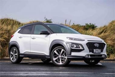 2018 Hyundai Kona 1.6T Elite AWD