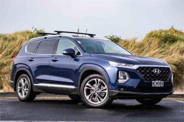 2019 Hyundai Santa Fe TM 2.2D 7S LTD