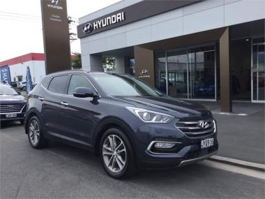 2016 Hyundai Santa Fe Facelift PE Elite LIMITED