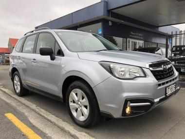 2016 Subaru Forester i 2.5 NZ NEW