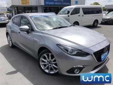 2013 Mazda Axela 20S Leather Package