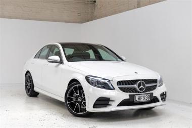 2019 MercedesBenz C 200 Facelift
