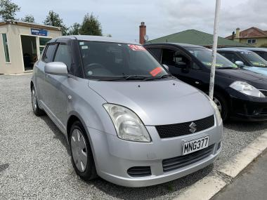 '05 Suzuki Swift