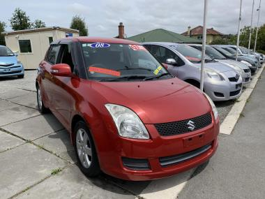 '08 Suzuki Swift