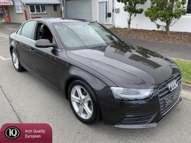 2013 Audi A4 1.8T SUPER LOW KM'S FULL LEATHER