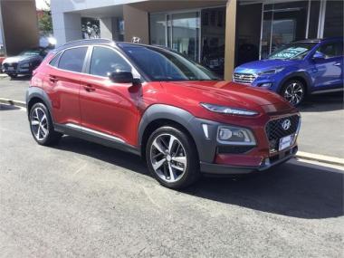 2019 Hyundai Kona 1.6T Elite AWD