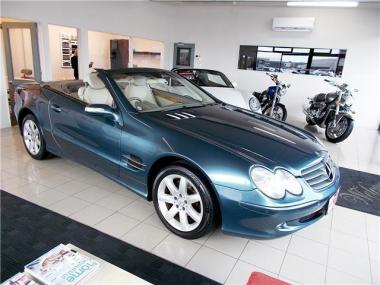 2004 MercedesBenz SL 350 Full leather SL350