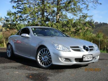 2005 MercedesBenz Slk350 3.5L V6