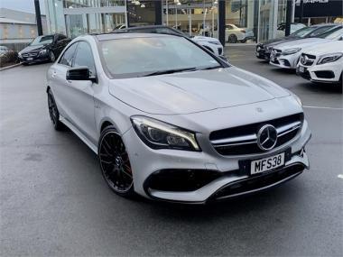 2019 MercedesBenz CLA 45 Amg 2.0P/4Wd/7At