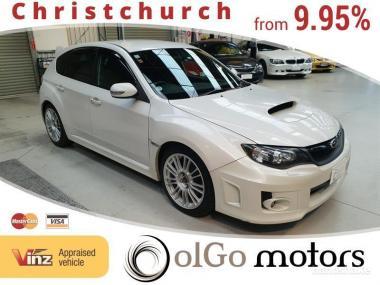 2009 Subaru Impreza WRX STi 2.5 4WD A-Line *Low KM