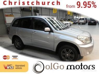 2005 Toyota Rav4 2.0 4WD Ltd *Very Low KMs*