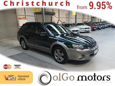 2005 Subaru Outback 3.0R 4WD LL Bean *Low KMs*