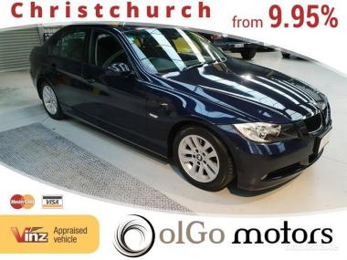2005 BMW 320i *Low KMs* Alloys. Chain Driven