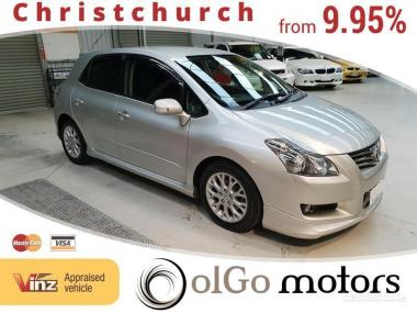 2007 Toyota Blade 2.4 G 4WD *Low KMs* Rear Camera