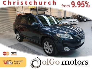 2007 Toyota VANGUARD 240S 4WD G  Low KMs*7seats