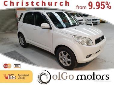 2006 Toyota RUSH 1.5 X *Very Low KMs*