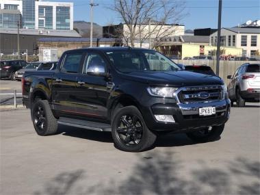 2016 Ford Ranger XLT 4X4 Platinum Edition