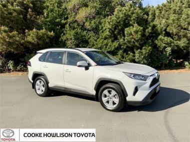 2019 Toyota RAV4 GX 2.0L 2WD