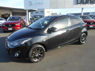 2013 Mazda Demio 1.3 Auto Hatch Alloys