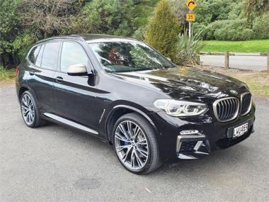 2019 BMW X3 M40i Blackfire Edition
